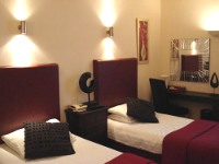 Our hotel accommodation has been recently refurbished to a high standard
