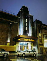 Hotels near Glasgow Film Theatre
