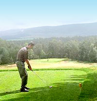 Golfing Holidays in Scotland, the home of golf