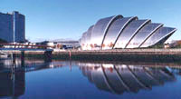 The SECC and Clyde Auditorium