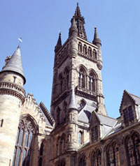 Accommodation close to the University of Glasgow